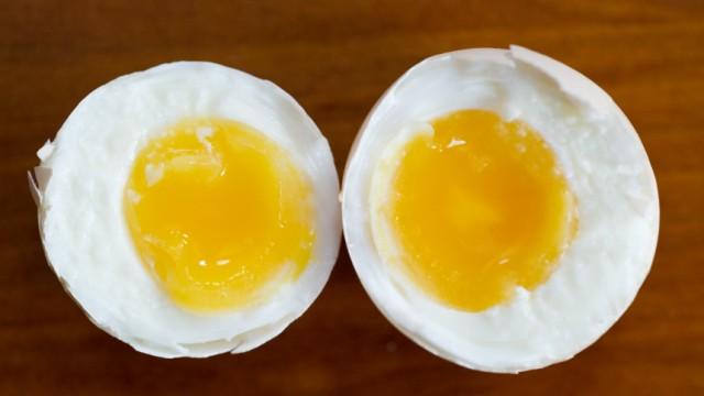 Dioxinfund in Eiern
