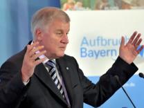 Kabinett - Seehofer