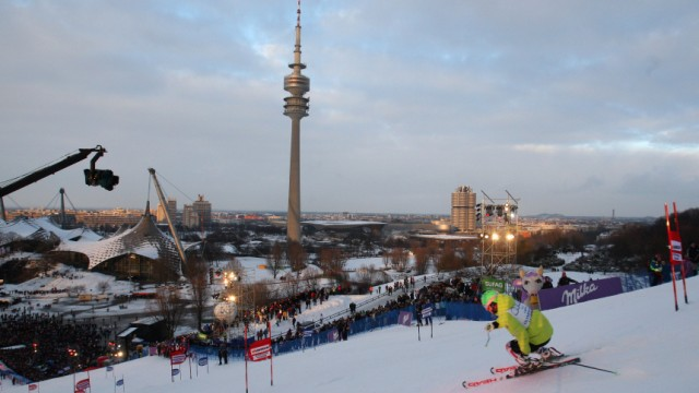 FIS-Weltcup in München
