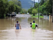 Floods in Rockhampton