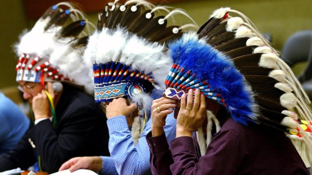 Kanada entschuldigt sich bei Ureinwohnern