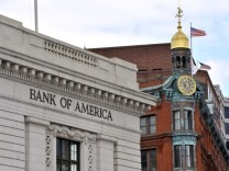 Bank of America in Washington