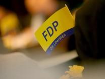 FDP Fahne