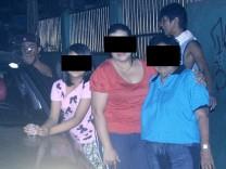 Mord Manila Foto dpa
