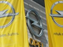 GM will Opel ohne Staatshilfen sanieren