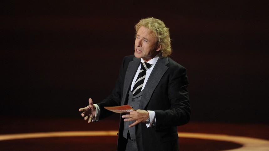 Aufzeichnung der ZDF-Sendung 'Menschen 2010'