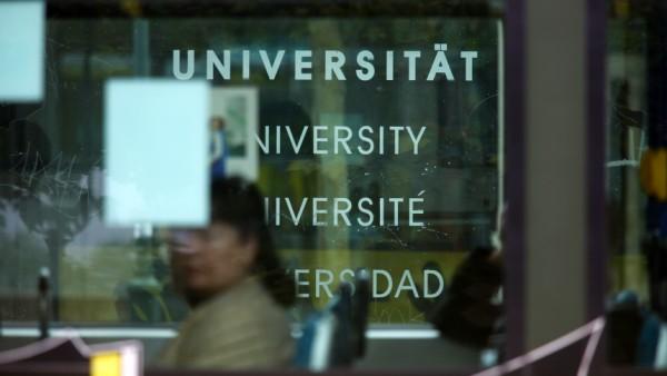 Augsburg,  Universität + Studenten