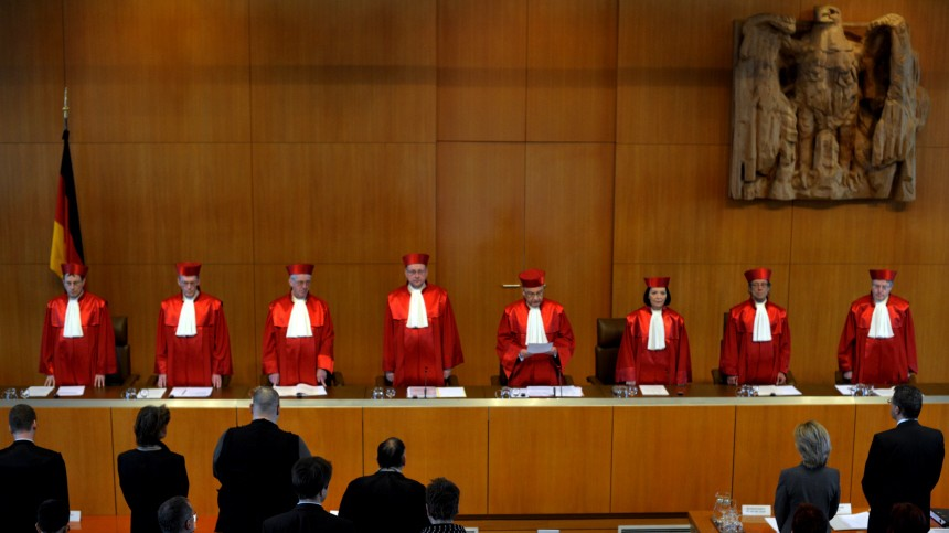 Neonazi Urteil: Neonazis und Meinungsfreiheit