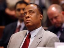 Michael Jacksons Arzt Dr.Murray vor Gericht