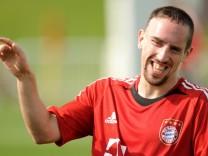 Wintertrainingslager FC Bayern Muenchen