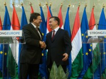 Joint session of the Hungarian government and the European Commis