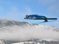Vierschanzentournee - Garmisch-Partenkirchen - Richard Freitag