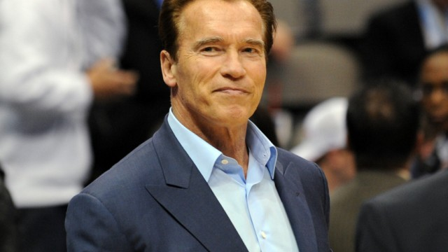 Arnold Schwarzenegger Arnold Schwarzenegger