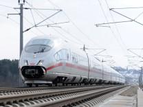 Halbzeit auf ICE-Neubaustrecke Nürnberg-Erfurt