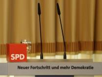 Klausurtagung des SPD-Parteivorstands
