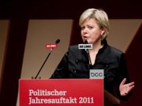 Politischer Jahresauftakt 2011 - Die Linke