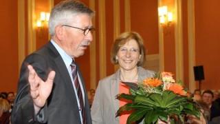 Ursula Sarrazin mit Ehemann Thilo Sarrazin