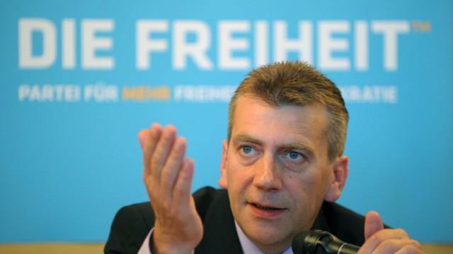 PK Partei 'Die Freiheit' - Stadtkewitz