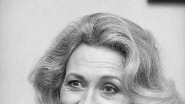 Faye Dunaway wird 70