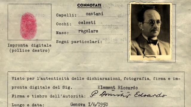 SWITZERLAND-ARGENTINA-NAZI-HOLOCAUST-EICHMANN