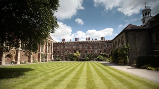 Studium Elite-Universität Cambridge