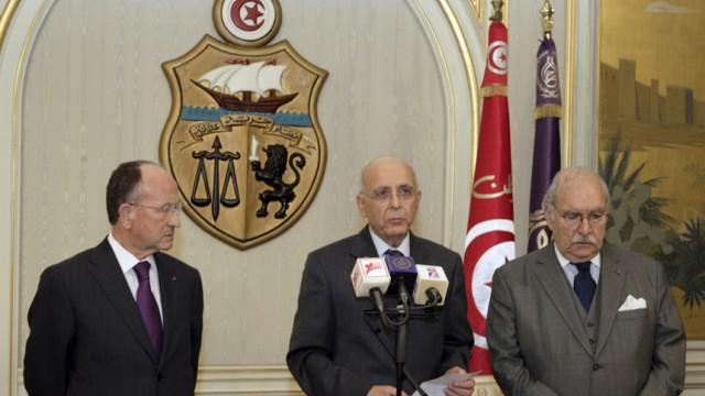 Tunesien Staatskrise in Tunesien