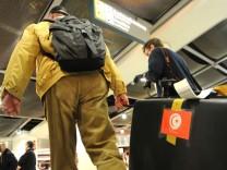 Tunesien-Urlauber kehren nach Deutschland zurück