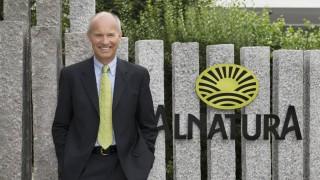 Alnatura-Gruender Goetz Rehn macht aus Oeko-Unternehmen eine Erfolgsstory