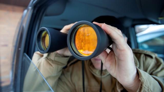 Privatdetektive brauchen eine gute Beobachtungsgabe