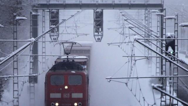 Schnee in Niedersachsen