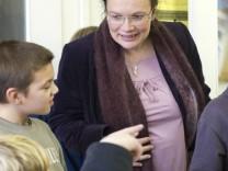 Nahles bringt Tochter Ella Maria auf Welt