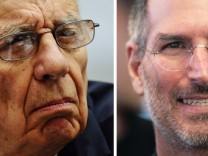 JOBS AND MURDOCH TO UNVEIL IPAD PAPER