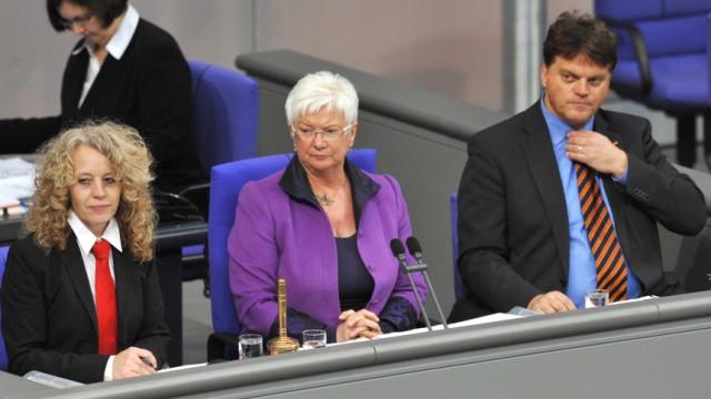 Bundestag - Schriftführer