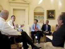 Obama-Team arbeitet mit Hochdruck