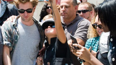 "Robert Pattinson flieht vor ""Twilight""-Fans"