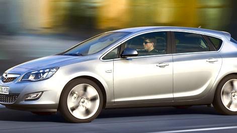 Fahrberichte Opel Astra