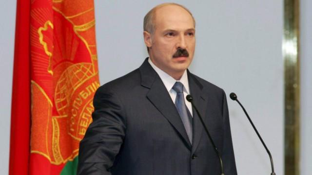 Lukaschenko legt Amtseid ab