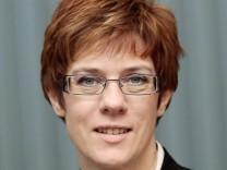 Saarland - Annegret Kramp-Karrenbauer