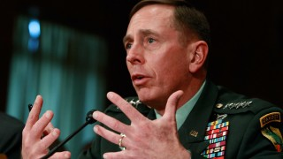 Petraeus And Eikenberry Testify Before Senate Foreign Relations Committee