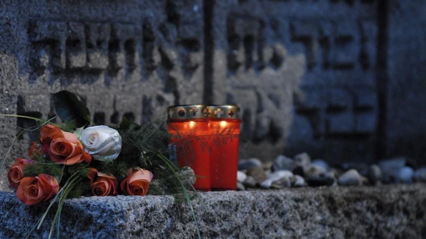 Gedenkfeier in München zum 9. November, 2007