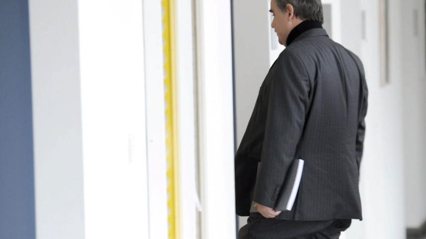 Vorschau: Rueckzugsankuendigung von Peter Mueller erwartet