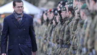 Kinderdienst: Deutsche Armee soll ueberprueft werden