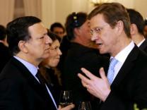 Westerwelle attackiert Barroso