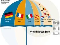 Rettungsschirm Euro