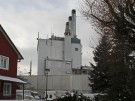 Die ehemalige MD-Papierfabrik in Dachau