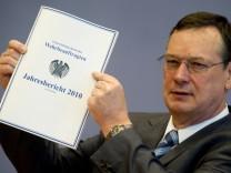 Jahresbericht des Wehrbeauftragten des Deutschen Bundestages