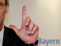 Bilanzpressekonferenz der BayernLB