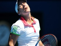 Justine Henin retired from tennis for a second time on Wednesday,