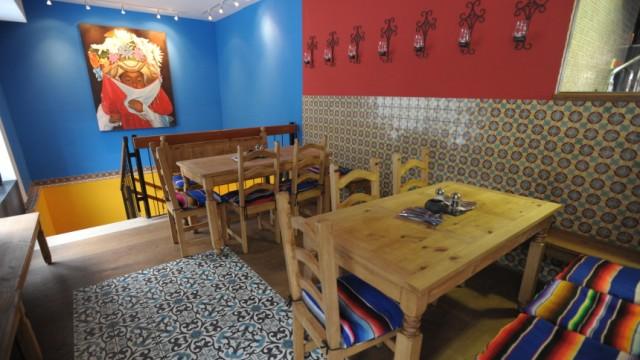 """Mexikanisches Restaurant in der Altstadt """"Milagros"""""""