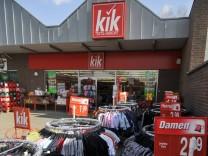 Gericht: Textildiscounter Kik zahlte sittenwidrige Loehne